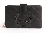 Chanel 二つ折財布