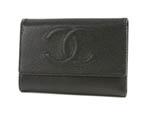 Chanel 三つ折財布