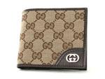 Gucci 二つ折財布