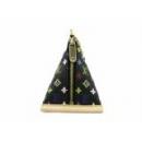 ルイヴィトン M58029 モノグラムマルチカラーベルランゴ 新型小銭入れ