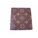 ルイヴィトン M60883 モノグラム 薄型二つ折り財布