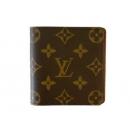 ルイヴィトン モノグラム M60905 二つ折財布 カード用ポケット付き札入れ