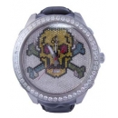 Jacob&Co. ジェイコブ Five Time Zone ファイブタイムゾーン 47mm JC-SKULL1D