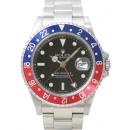 ロレックス  ROLEX GMTマスターII GMT MASTERII/Ref.16710