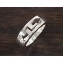 グッチ GUCCI GGリング【指輪】 スターリングシルバー 130552