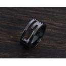 グッチ GUCCI Gリング【指輪】 ブラック 224028
