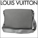 ルイヴィトン ショルダーバッグ Louis Vuitton M32623 バッグ タイガ TAIGA ロマンMM メンズ