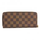 ルイヴィトン 長財布(ラウンドファスナー) Louis Vuitton N60534 ダミエ