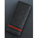 GUCCI SSIM -212186- GRGリボンがラグジュアリーなグッチシマ長財布 メンズ 212186