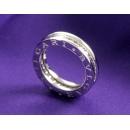 ブルガリ ビーゼロワン ダイヤモンドリング ホワイトゴールド(1バンド) AN850656