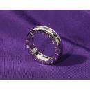 ブルガリ ビーゼロワン リング(指輪) ホワイトゴールド【1バンド】 AN852423