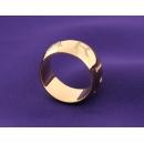ブルガリ モノロゴ リング(指輪) イエローゴールド AN854529