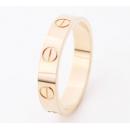 カルティエ リング【指輪】 ラブコレクション イエローゴールド B4084600