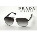 【PRADA】 プラダ サングラス PR53QS 5AV0A7 ティアドロップ メンズ