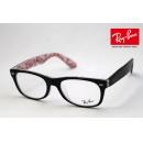 レイバン メガネ ウェイファーラー Ray-Ban RX5184F 5014 伊達メガネ ダテメガネ 度付き ブルーライト メガネ 眼鏡