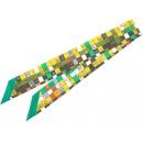 エルメス スカーフ ツイリー シルクツイル ボルデュック チェック Bolduc au Carre HERMES シルクスカーフ