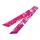 エルメス スカーフ ツイリー シルクツイル メキシコの花 Millefleurs du Mexique HERMES シルクスカーフ