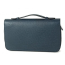ルイヴィトン 長財布(ラウンドファスナー) M42098 タイガ TAIGA ジッピー XL メンズ