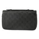 ルイヴィトン 長財布(ラウンドファスナー) N61254 ダミエ アンフィニ DAMIER INFINI ジッピーXL メンズ