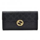 グッチ GUCCI Gucci Icon 二つ折り長財布 369663 CWC1G 1000