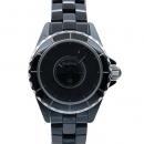 シャネル CHANEL J12 29mm インテンスブラック H4196 ブラック