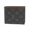 ルイヴィトン M62288 二つ折り小銭財布 メンズ モノグラム ポルトフォイユ マルコ