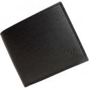ルイヴィトン ポルトフォイユ マルコ 新型 新作 エピ 二つ折り財布 ブラック M62289 メンズ