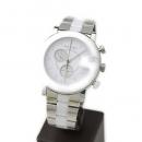 グッチ 時計 メンズ時計 Gクロノ ホワイト YA101345
