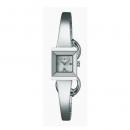グッチ 時計 レディス時計 Gフレーム ホワイトシェル YA128515