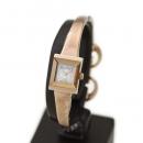 グッチ 時計 レディス時計 Gフレーム ホワイトシェル YA128517