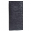 ルイヴィトン 財布 LOUIS VUITTON M66542 エピ ポルトフォイユ ブラザ/長財布 黒