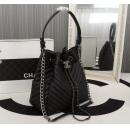 Chanel シャネル 2wayバッグ AFC18058910 ブラック