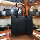 グッチ メンズバッグ Gucci レザー グッチ ハンドバッグ ブラック AFG18088737