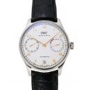 IWC ポルトギーゼ 7デイズパワーリザーブ IW500704 シルバー  31138