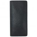 ルイヴィトン 財布 M62900 モノグラム シャドウ メンズ ファスナー長札 16枚カード ポルトフォイユ ブラザ ノワール