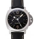 パネライ ルミノール1950 3デイズGMT アッチャイオ PAM00531 ブラック
