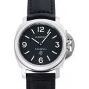パネライ ルミノール ベース ロゴ アッチャイオ PAM01000 ブラック