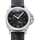 パネライ ルミノール1950 3デイズ GMT PAM01321 ブラック
