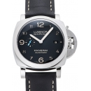 パネライ ルミノール1950 3デイズ アッチャイオ PAM01359 ブラック