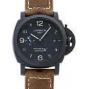 パネライ ルミノール1950 3デイズ GMT セラミカ PAM01441 ブラック