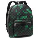 ルイヴィトン バッグ LOUIS VUITTON N40085 ジョッシュピクセルキャンバス ダミエグラフィット メンズ リュックバックパック グリーン 緑