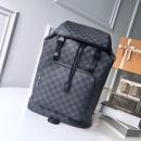 ルイヴィトン グラフィット ザック バックパック 黒 N40005 メンズ リュック