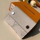 ルイヴィトン 財布 タイガラマ ディスカバリー コンパクトウォレット ブロン M67621