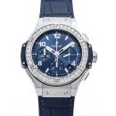 ウブロ ビッグバン スチール ブルーダイヤモンド 341.SX.7170.LR.1204 ブルー