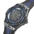 ビッグバン ワンクリック サンブルー オールブラックブルー 限定生産100本 465.CS.1119.VR.1201.MXM18