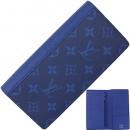 ルイヴィトン ポルトフォイユブラザ タイガラマ モノグラム ブルー 男性用 M30297