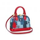 Louis Vuitton アルマBB モノグラム デニム M45042