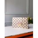 Louis Vuitton ポルトフォイユ クロワゼット チェーン N60357