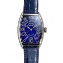 フランクミュラー サンセット 5850SCL ブルー