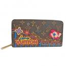 ルイヴィトン モノグラム ヴィヴィエンヌ ジッピーウォレット M69750 長財布